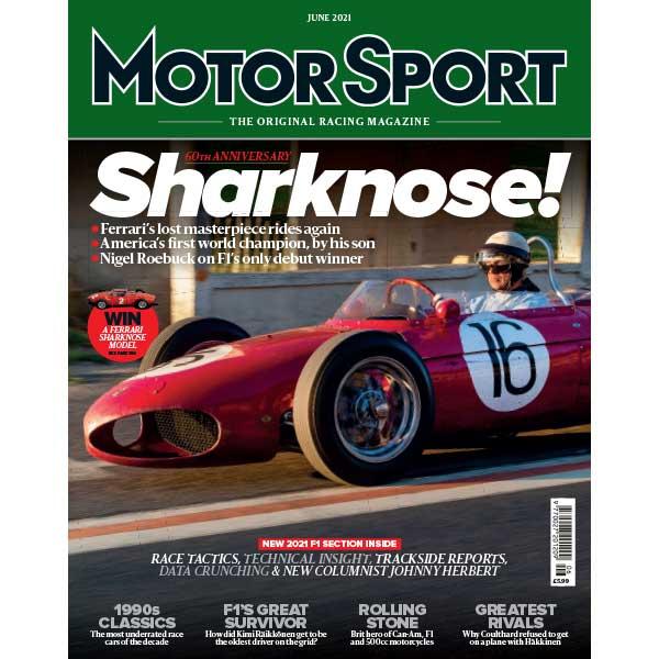 The Motor Sport June 2021 issue
