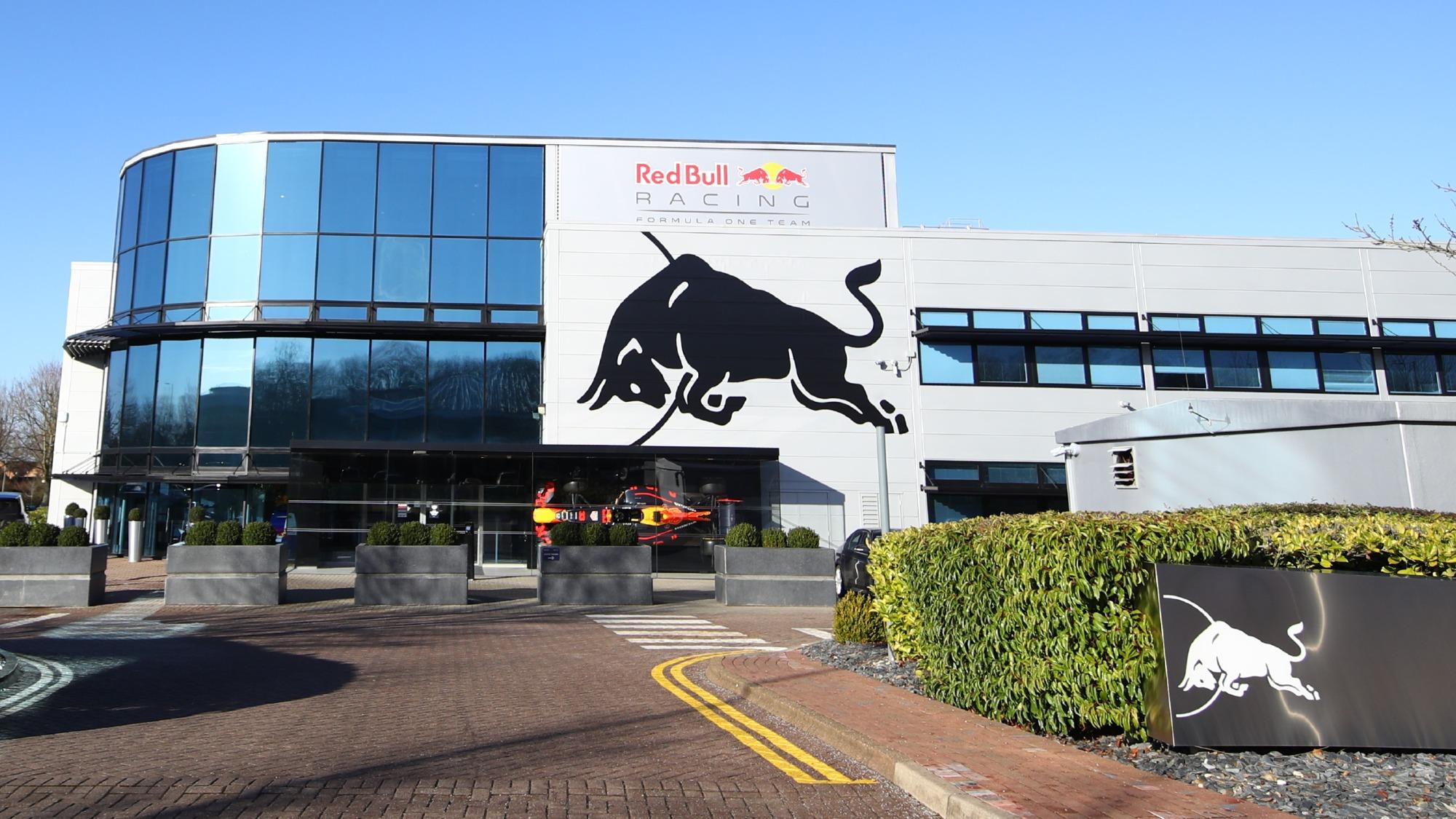 Red Bull HQ, Milton Keynes