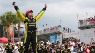 Colton Herta is IndyCar's new hero shining in its no-nonsense show
