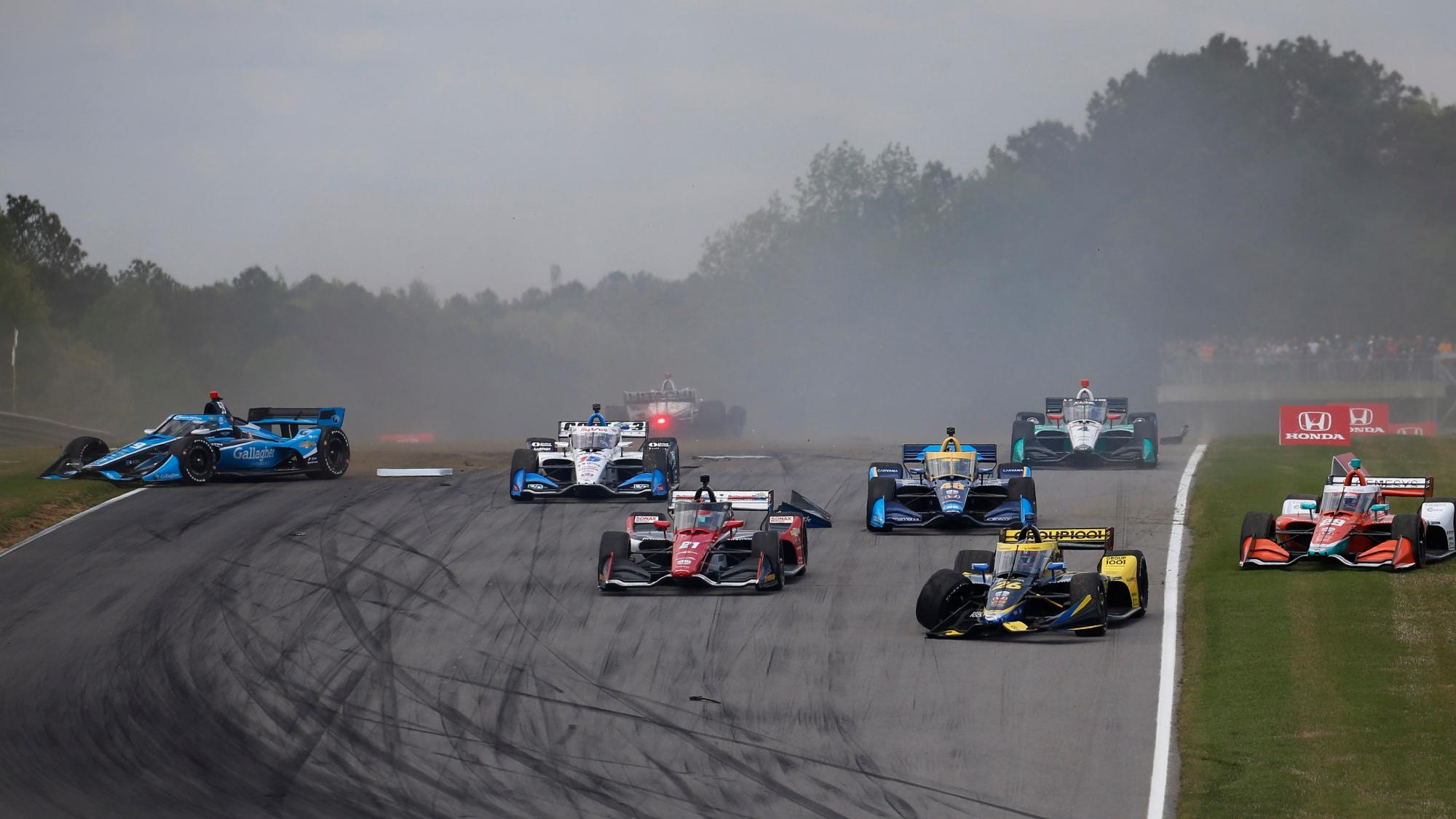 Colton Herta, Alabama GP IndyCar 2021