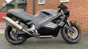 Norton F1 bike