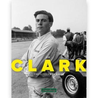 Product image for Jim Clark: The gentleman racer | Motor Sport Magazine | Collectors' Edition