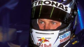Kimi Räikkönen explains how he made his spectacular F1 debut