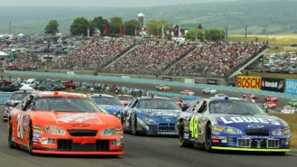 Could NASCAR's left-field turn be just what it needs?