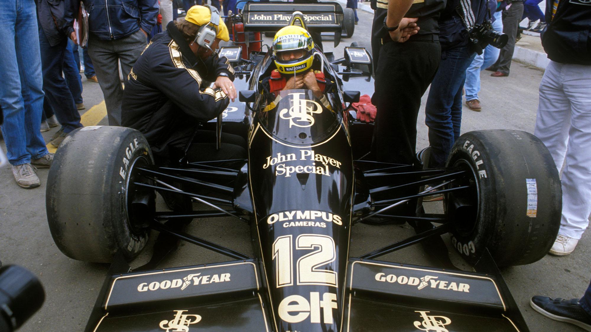 Senna Estoril