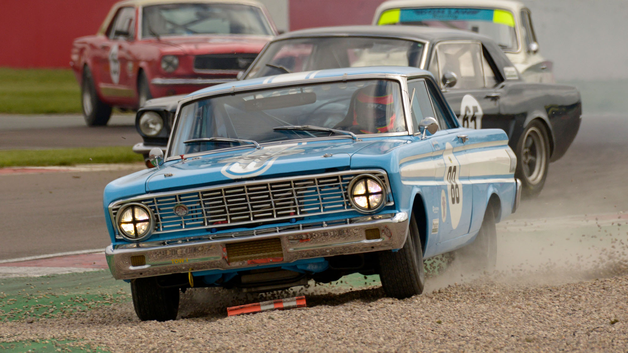 Ford Falcon of Martin Melling and Jason Minshaw
