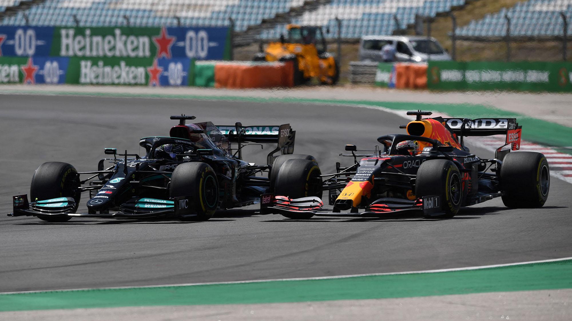 Hamilton Verstappen 2