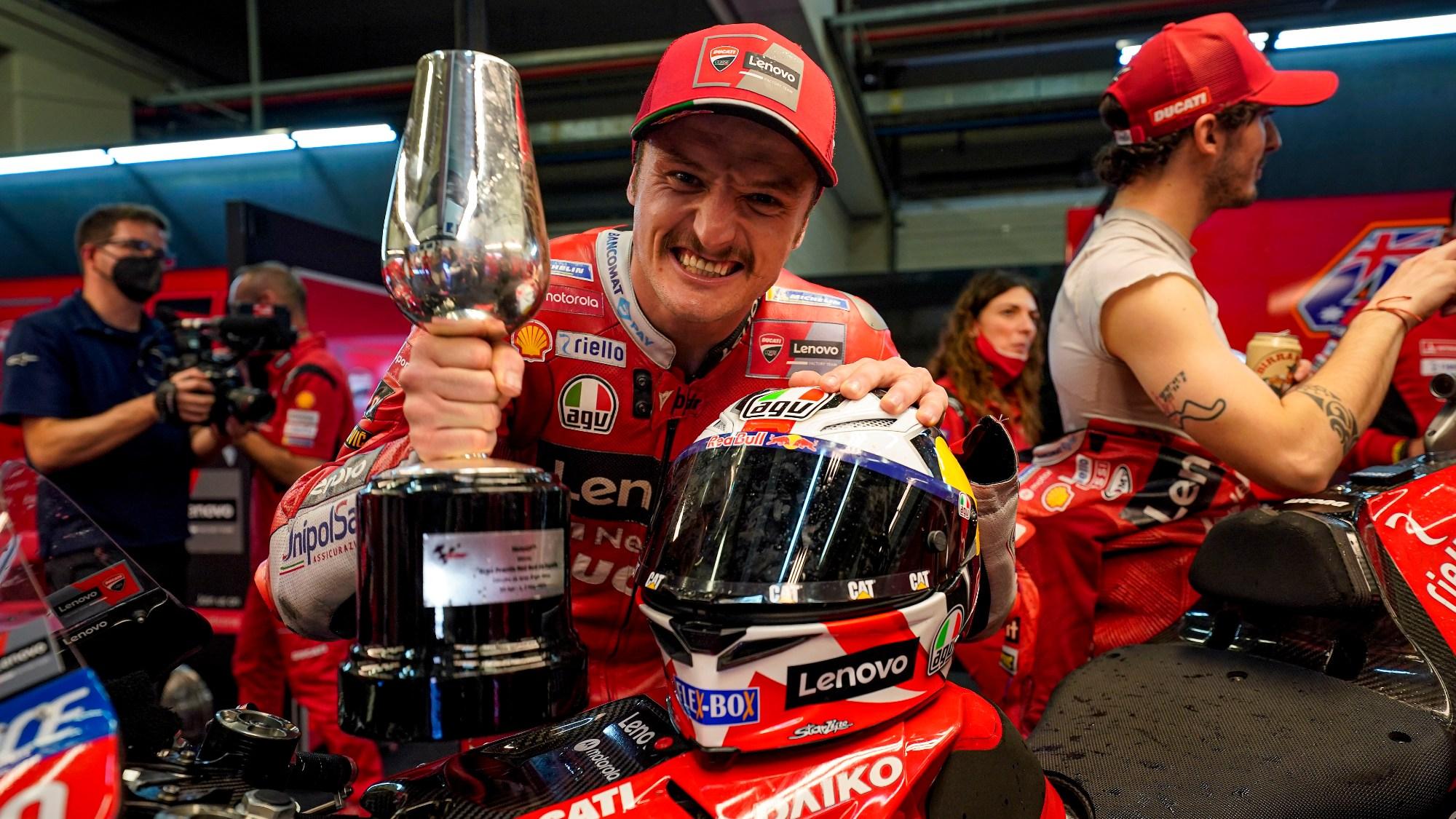 Jack Miller, 2021 Spanish MotoGP