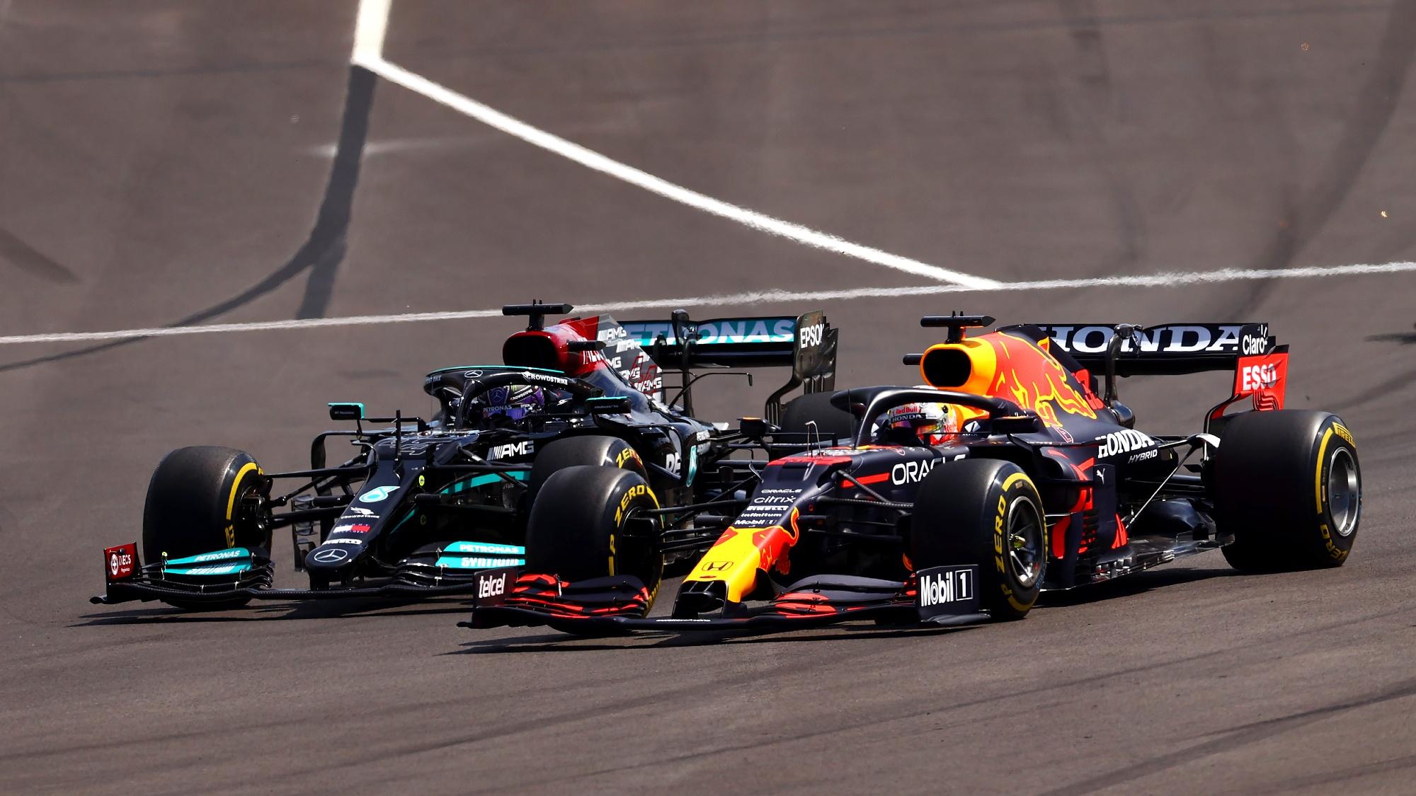 Max Verstappen, 2021 Portuguese GP
