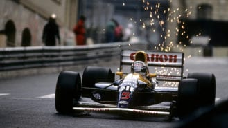 Britain's 1990s Formula 1 revival