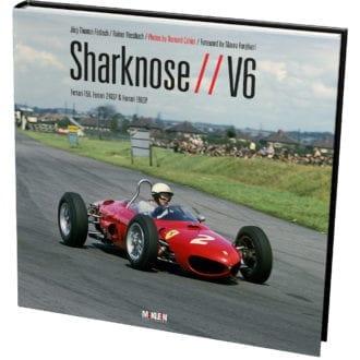 Product image for Sharknose V6   Ferrari 156, Ferrari 246SP & Ferrari 196SP   Jörg-Thomas Födisch & Rainer Rossbach   Hardback
