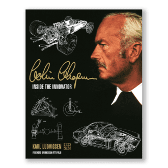 Product image for COLIN CHAPMAN: INSIDE THE INNOVATOR | Karl Ludvigsen | Book | Hardback
