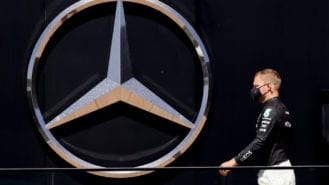 Why Valtteri Bottas is doing just fine at Mercedes