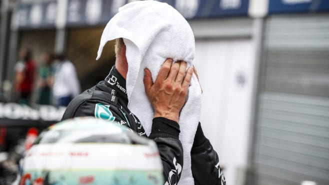 The growing signs that a 23 race season is too much for F1