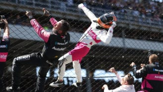 'Sky's the limit' for Hélio Castroneves, IndyCar's ageless Spider-Man