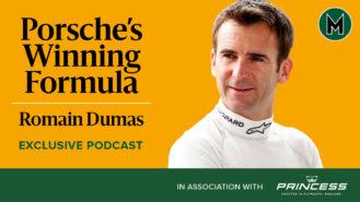 Podcast: Romain Dumas, Porsche's winning formula
