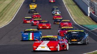 UK motor sport revival continues with Croft's Ferrari bonanza