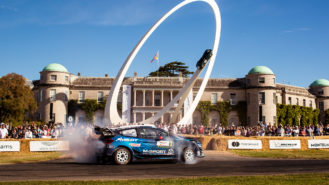 Goodwood Festival of Speed confirmed as test event — all ticketholders can attend