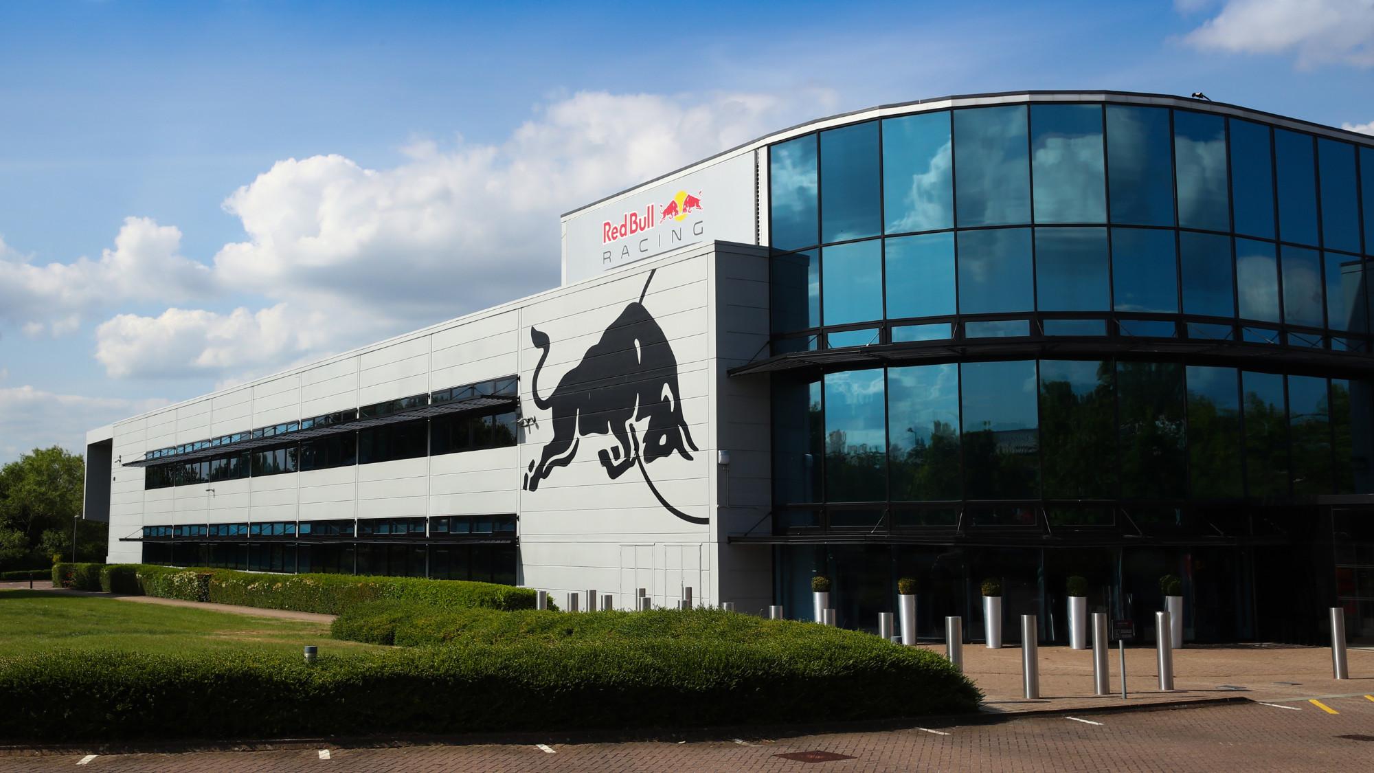 Red Bull F1 HQ, Milton Keynes