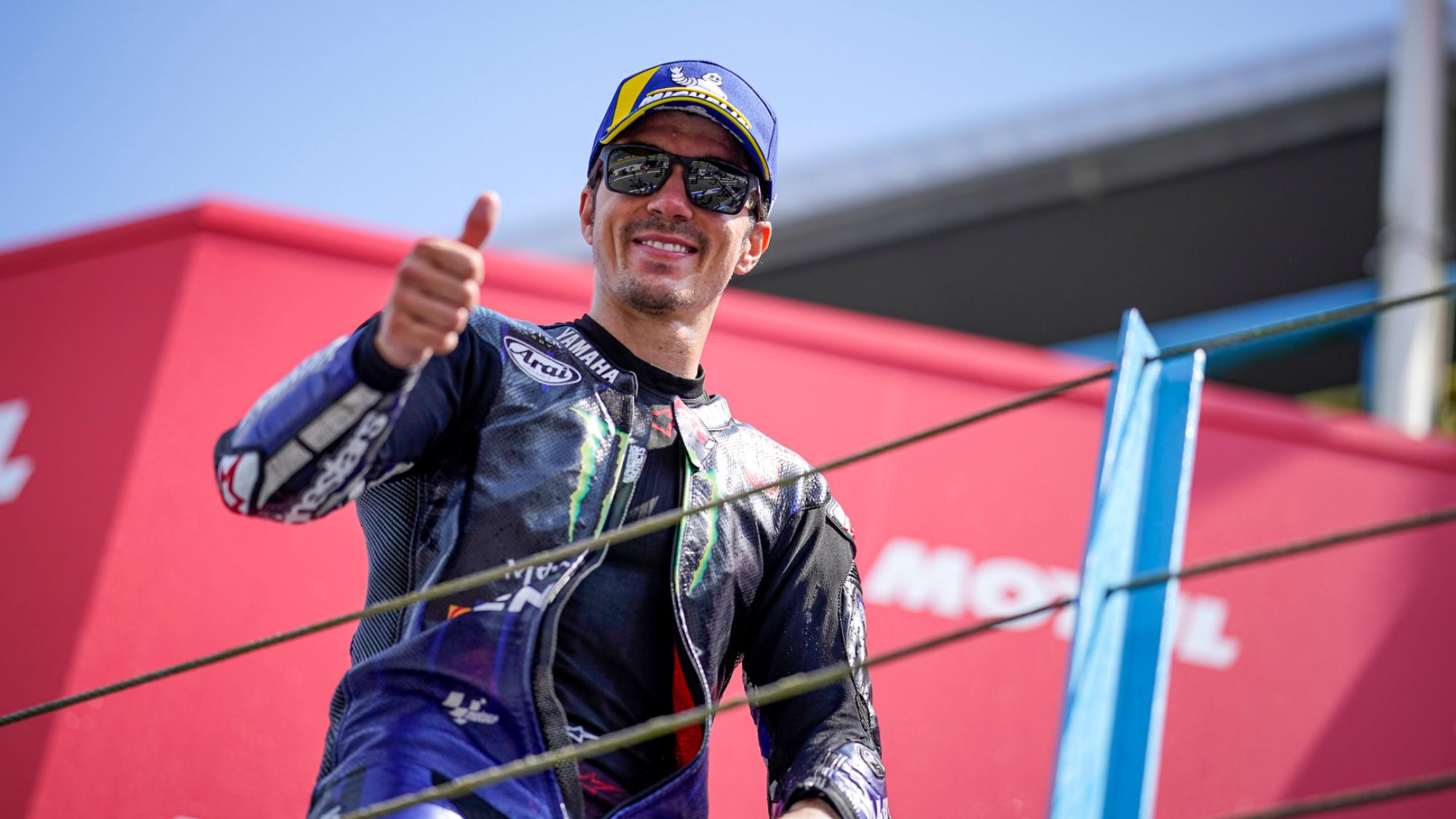 Maverick Vinales, 2021 Dutch TT