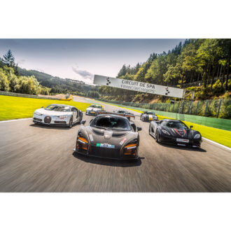 Product image for 10.11.2021 | Track Day Entry @ Spa-Francorchamps