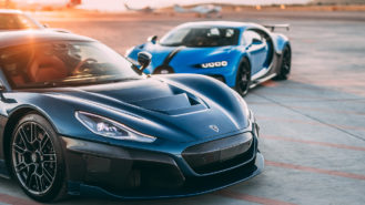 Another shock to the status quo: Why Rimac now owns most of Bugatti