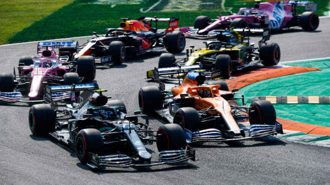 F1 sprint races: what is the new qualifying format and how does it work?
