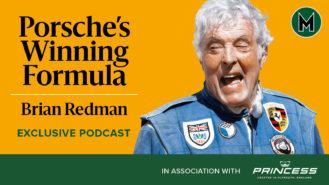 Podcast: Brian Redman, Porsche's winning formula