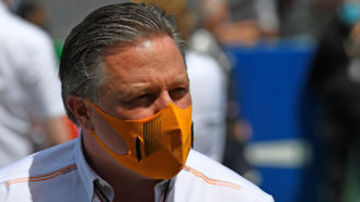 McLaren CEO Zak Brown tests positive for Covid; will miss British GP