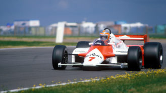 From a broken-in car to a nearly burnt BBQ – John Watson on his landmark '81 British GP win