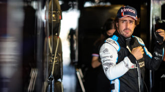 'Fernando Alonso's title-winning form is back. Now he just needs the car'