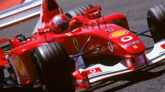 2002: the year Michael Schumacher described as 'perfect'