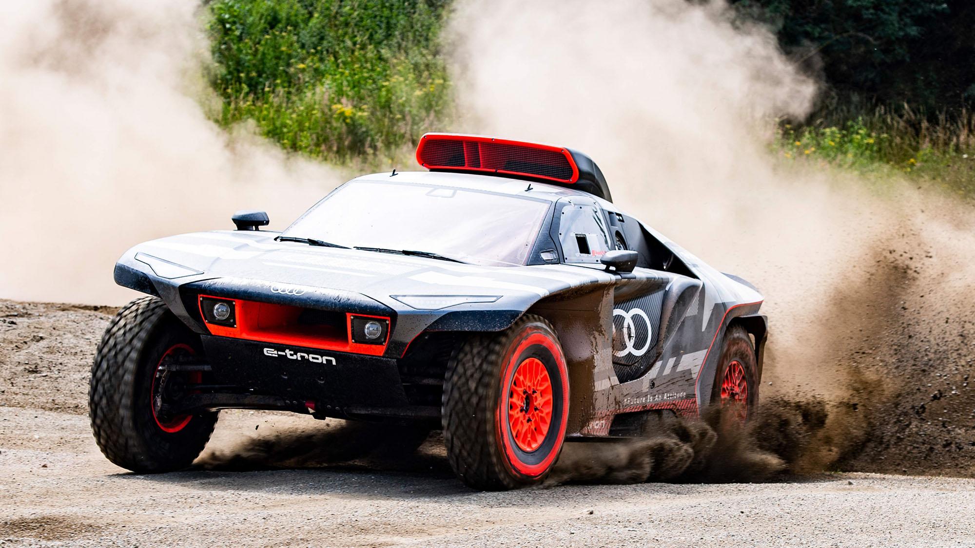 Audi Dakar 2
