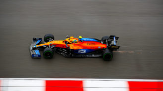 Norris takes maiden pole as Hamilton hits wall: Russian GP qualifying round-up