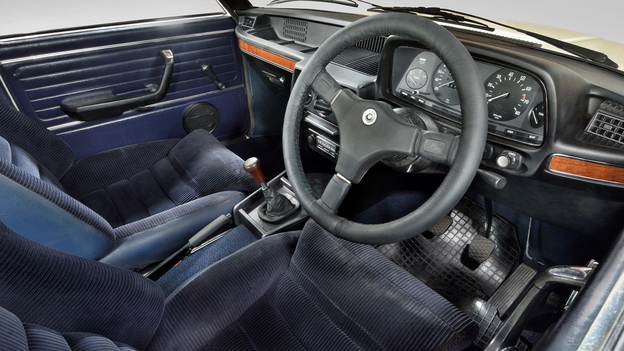 BMW 530 MLE drivers seat
