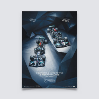 Product image for Mercedes-AMG Petronas F1 Team - Season 2021 | Limited Edition