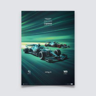 Product image for Aston Martin Cognizant Formula One™ Team - Season 2021 | Limited Edition