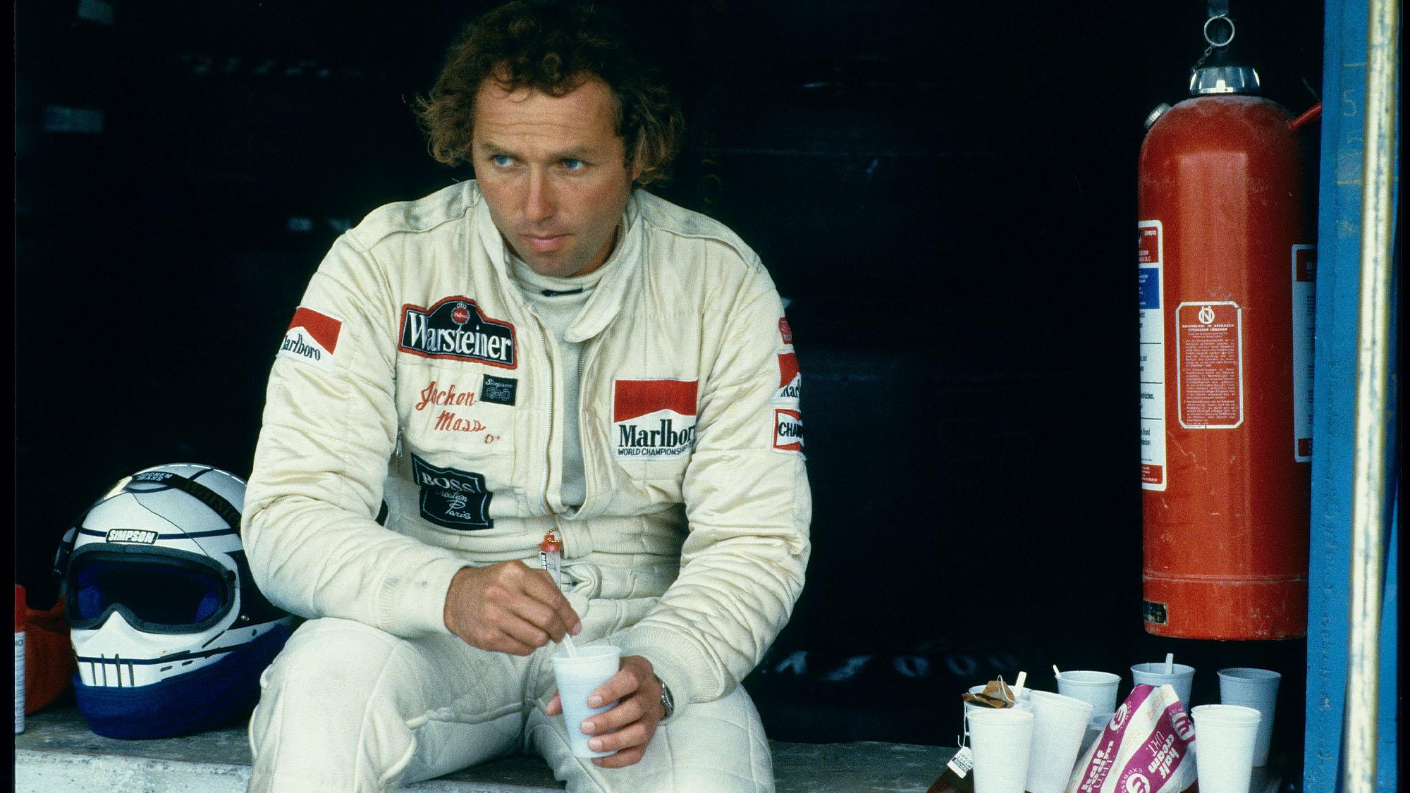 Jochen Mass in 1979