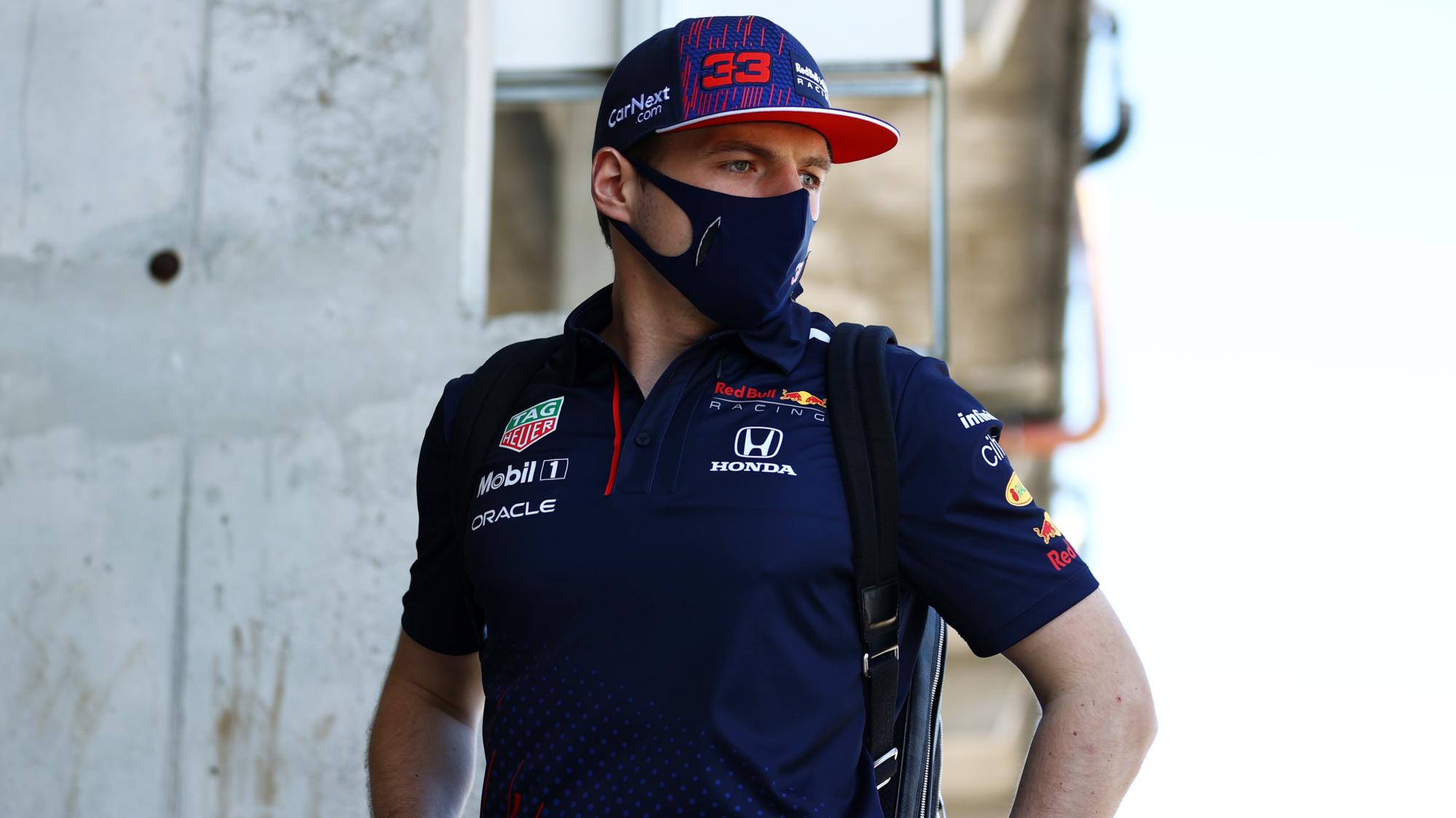 Max Verstappen, 2021 Hungarian GP