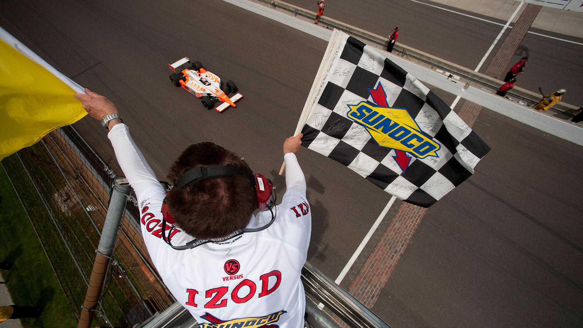 Dan Wheldon 2011 Indy 500