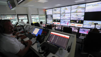 'Wild scenes' in the F1 stewards' room: inside view from a penalty controversy