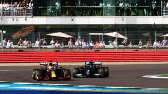 Stewards reject Red Bull's Hamilton protest over lack of new evidence