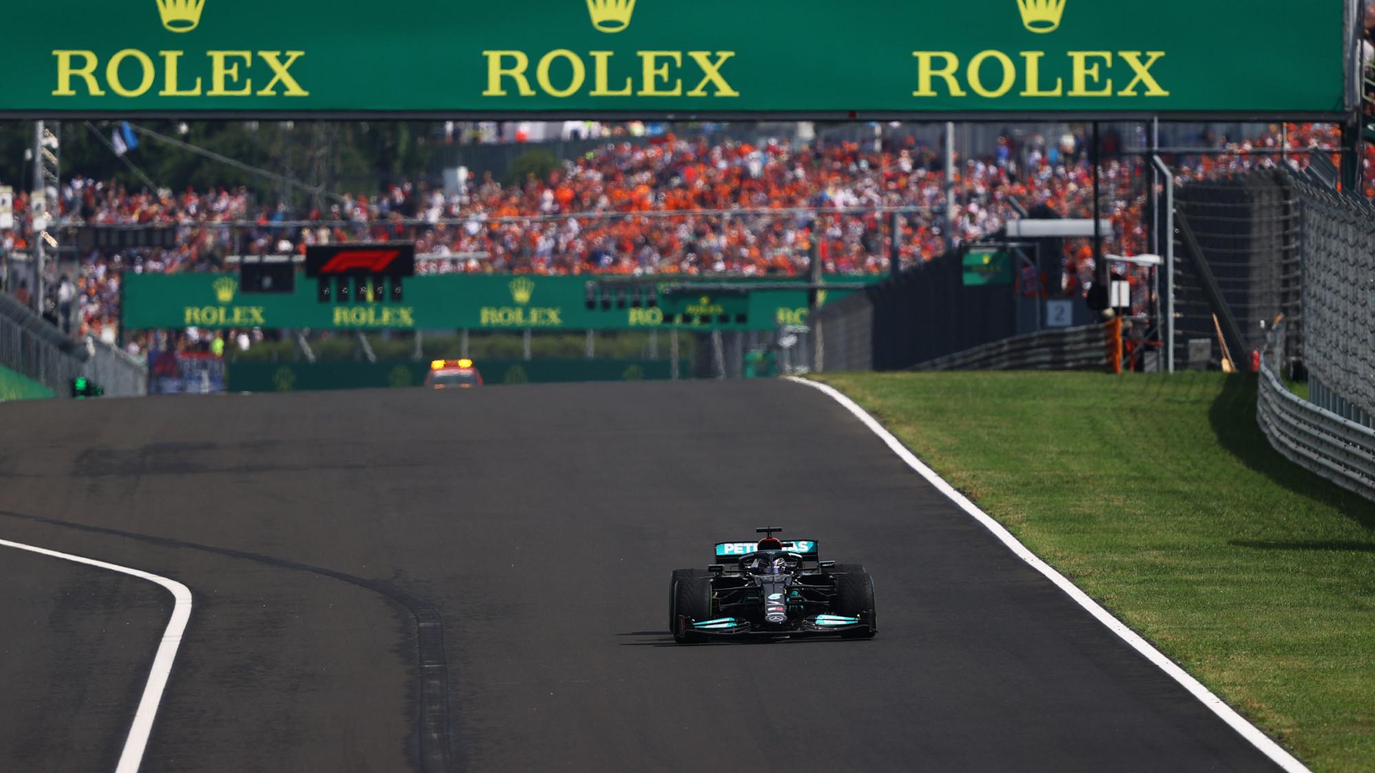 Lewis hamilton, 2021 Hungarian GP
