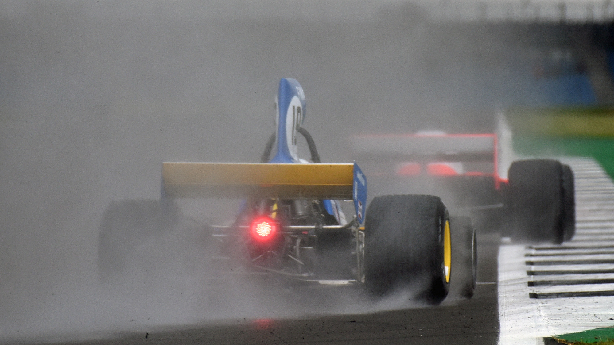 Masters Historic F1 at the 2021 Classic at Silverstone