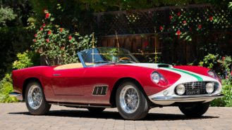 The best lots from Pebble Beach auctions 2021