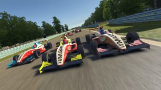 'Why sim racing is as much of a challenge as any real race car'