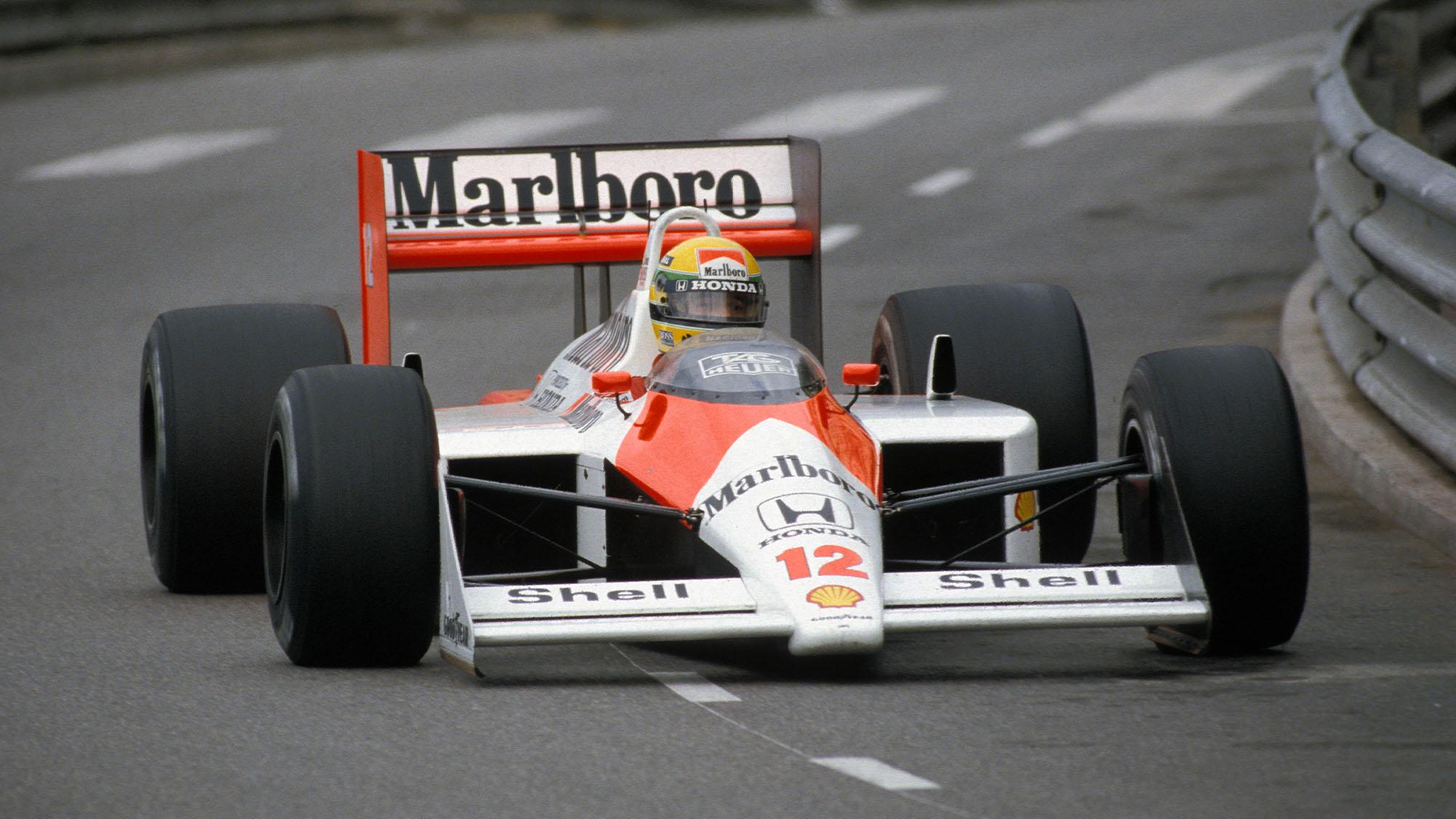 1988 Monaco Senna