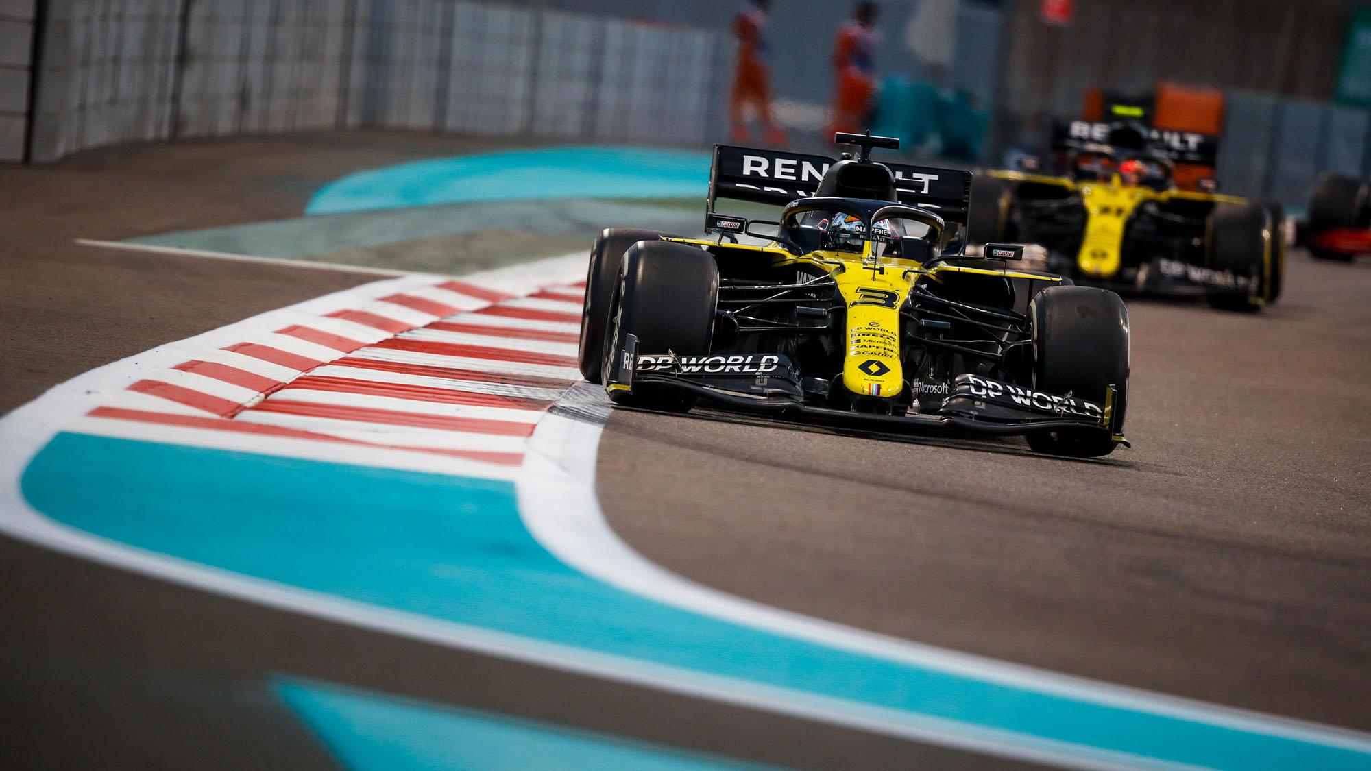 Ricciardo Ocon