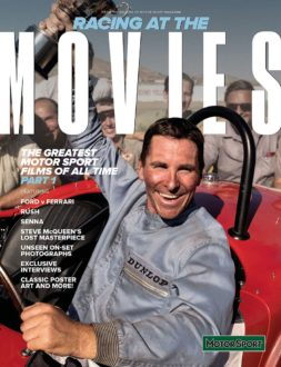 Product image for Racing at the Movies | Motor Sport Magazine | Collectors' Edition