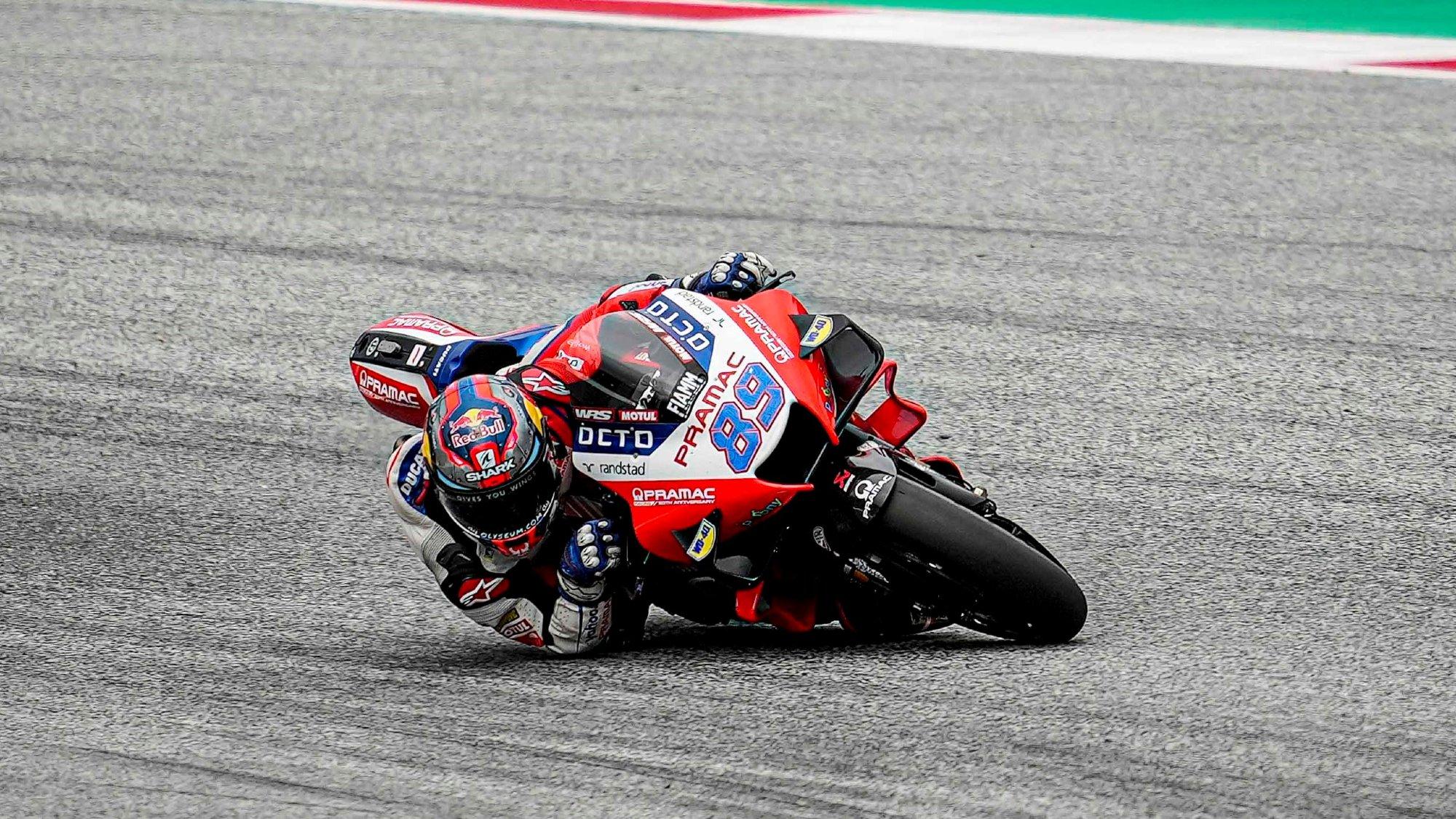 Jorge Martin, 2021 Styrian GP